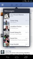 Facebook Messages Notifications