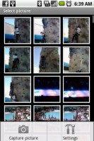 Facebook for Android Upload Photo