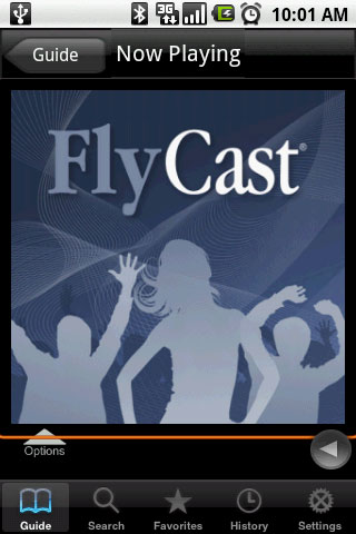 FlyCast
