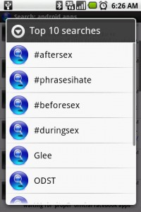 I Tweet Top 10 Searches Trends