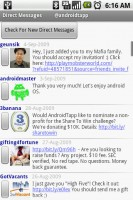 TweetCat Twitter Direct Messages