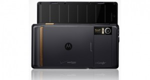 Motorola Droid for Verizon - Back View