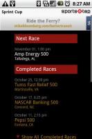 SportsTap Auto Racing