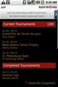 SportsTap Tennis