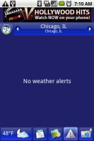 Weather Bug Weather Alerts