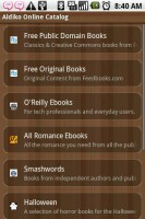 Aldiko Book Reader Download Books
