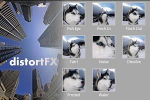 Camera Zoom FX Distort Effects