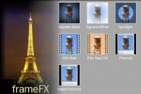 Camera Zoom FX Frame Effects