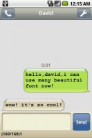 Handcent SMS Font Pack 2