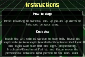 Light Racer 3D Instructions