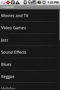 Mabilo Ringtones Categories