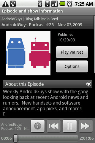 Mediafly Video Audio Podcasts