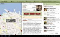 OpenTable on Android Tablets 2