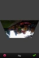 PhotoShop Mobile Flip Editing