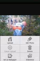 PhotoShop Mobile Photo Options