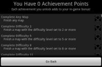 Robo Defense View Achievements