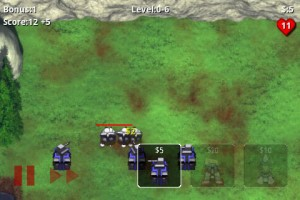 Robo Defense in Game Play 1