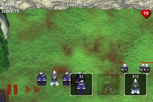 Robo Defense in Game Play 2