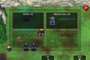 Robo Defense in Game Play 3