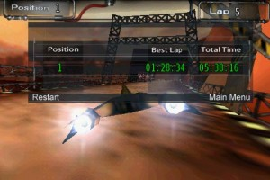 Speed Forge 3D End of Race
