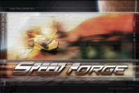 Speed Forge 3D Splash Screen