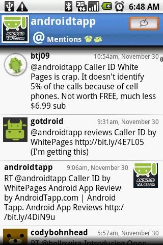 Swift App for Twitter