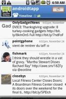 Swift App for Twitter Timeline