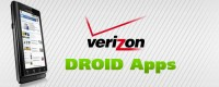 Verizon DROID Apps
