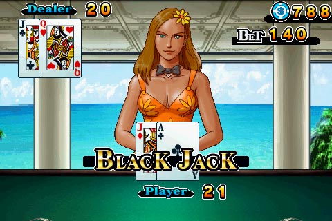 CB Blackjack
