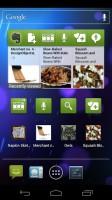 Evernote Homescreen Widgets