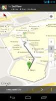 Google Maps In-door Navigation