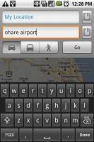 Google Maps Navigation Enter Directions