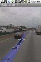 Google Maps Navigation Exploring StreetView