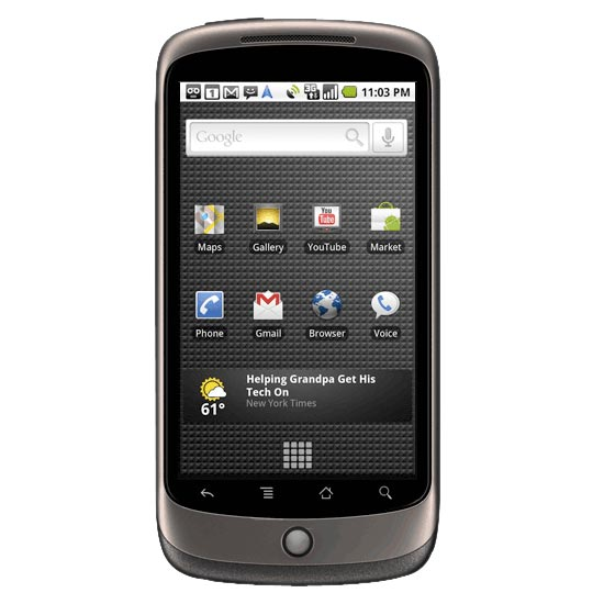 Google Android and Nexus One Profitable