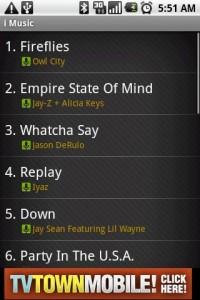 i Music Tao Weekly Top Music 100