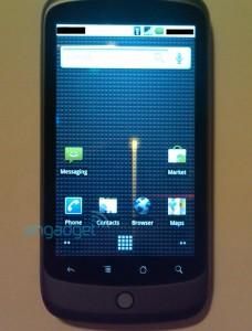 Google Phone (Nexus One)