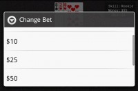 Blackjack Pro Change Bet