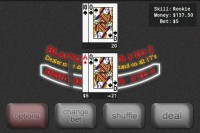 Blackjack Pro in Game Play 4
