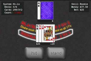 Blackjack Pro with Card Counting Help