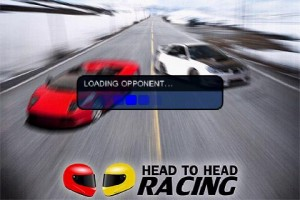 Head To Head Racing Loading Screen