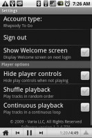 Rhapsody-Music-Settings-Menu