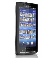 Sony Ericsson Xperia X10 Angle View