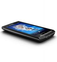 Sony Ericsson Xperia X10 Flat Angle View