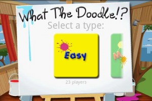 What The Doodle!? Choose Game Levels