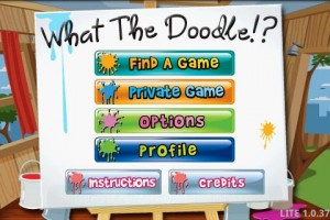 What The Doodle!? Game Options