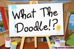 What The Doodle!? Start Screen