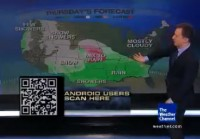 Download The Weather Channel Android App from your TV