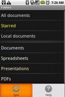 GDocs Folders