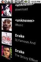Rockon Music Player Albums