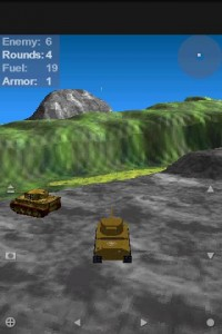 Tank Ace 1944 in Game Play 2